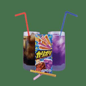 Zuckerstangen Cola & Soda