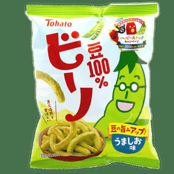 TOHATO Snack de pois salés