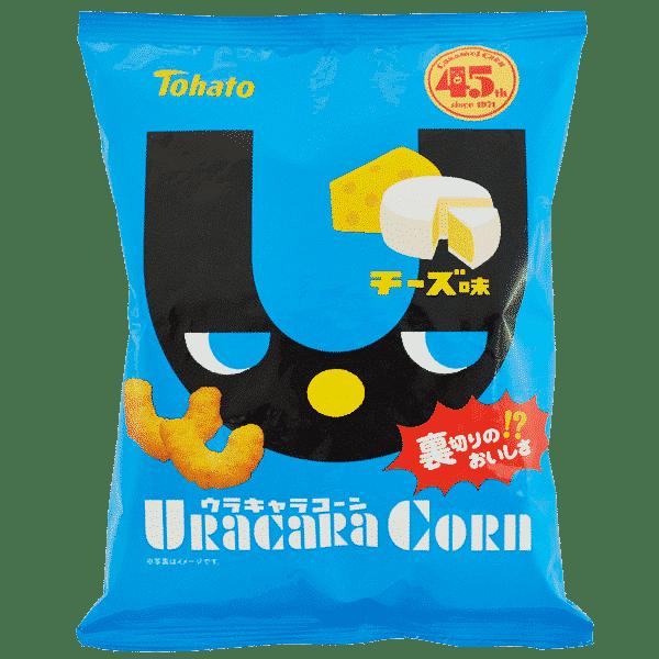 TOHATO Corn Snack Cheese