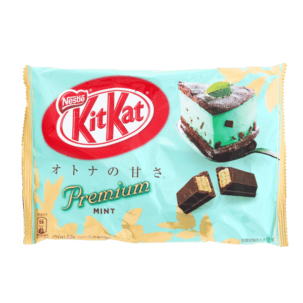 KitKat Premium Minze