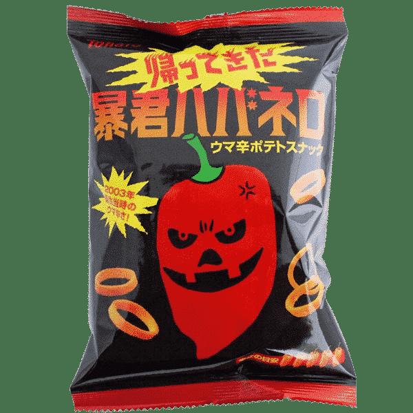 TOHATO Scharfer Kartoffelsnack
