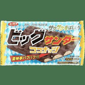 BIG THUNDER Kokos-Schoko-Riegel