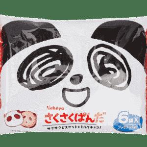 Panda Schokoladenkekse Familienpackung