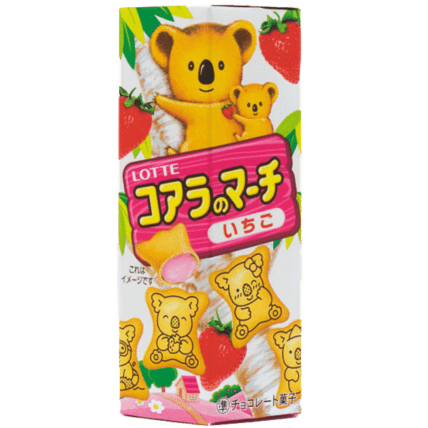 Koala's March Erdbeere