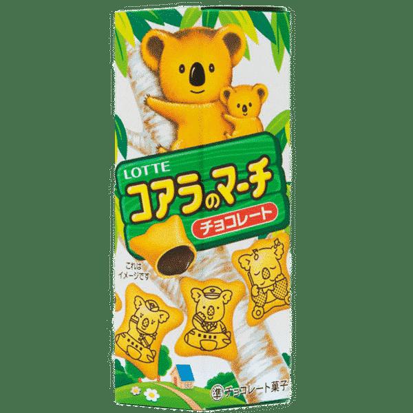 Koala's March Schokolade