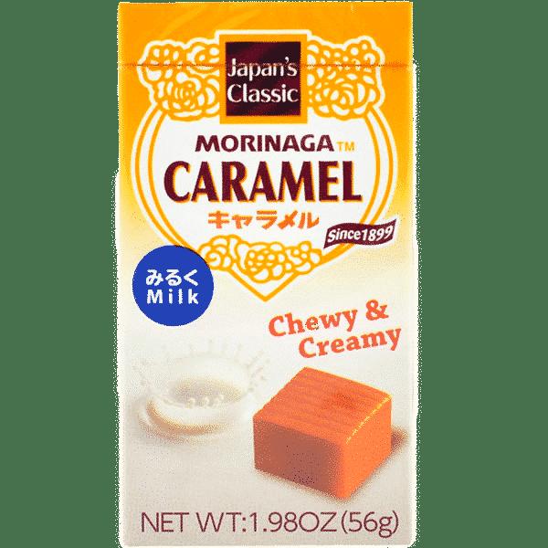 MORINAGA Original Japanisches Caramel