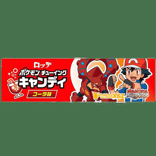 Pokémon Kaubonbons Cola