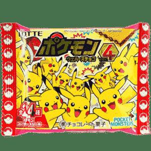 Pokémon Schoko-Waffel