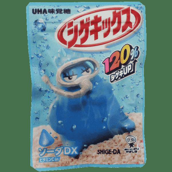 Shigekix Saures Fruchtgummi (Soda)