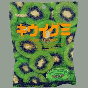 Fruchtgummi Kiwi