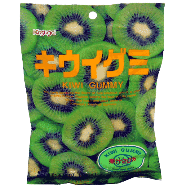 Gelée de fruits kiwi