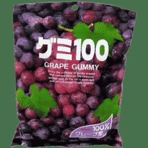 Fruchtgummi Traube