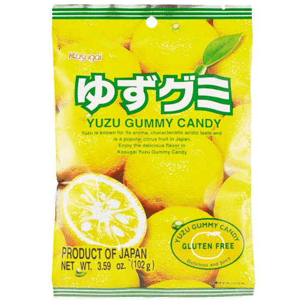 Gelée de fruits yuzu citron