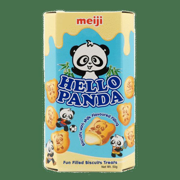 Hello Panda Kekse mit Milchfüllung