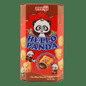 Hello Panda Kekse mit Schokofüllung