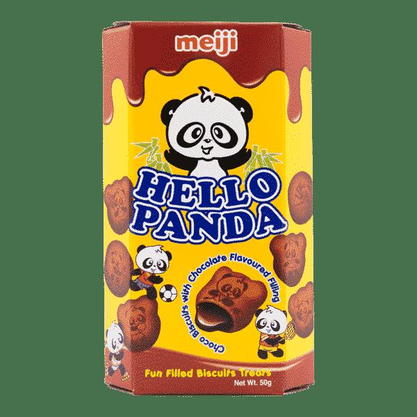 Hello Panda Schokokekse mit Schokofüllung