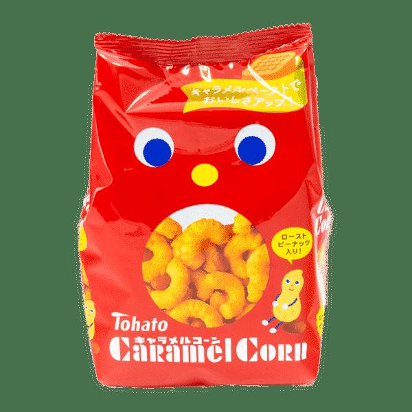 TOHATO Maissnack Caramel