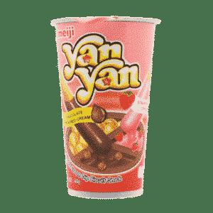 YanYan Erdbeer-Schoko-Dip