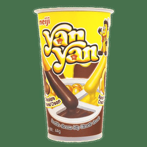 YanYan Schoko-Bananen-Dip