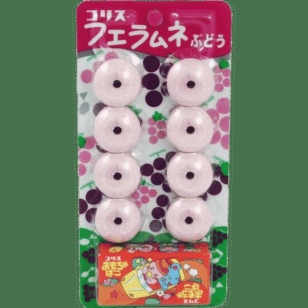 Flûte à sucre de raisin Raisin
