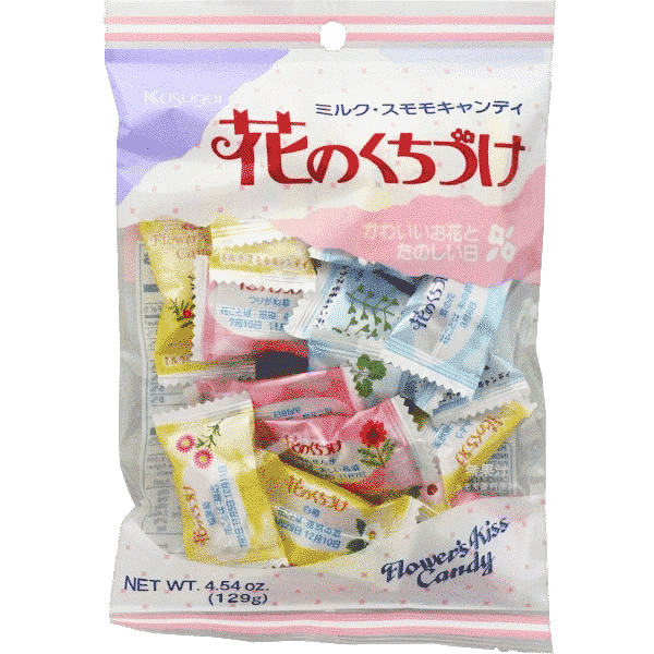 Flower Kiss Candy (Pflaume)