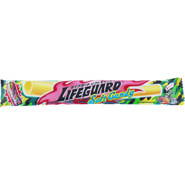 Lifeguard Gummistange (Energy Drink)