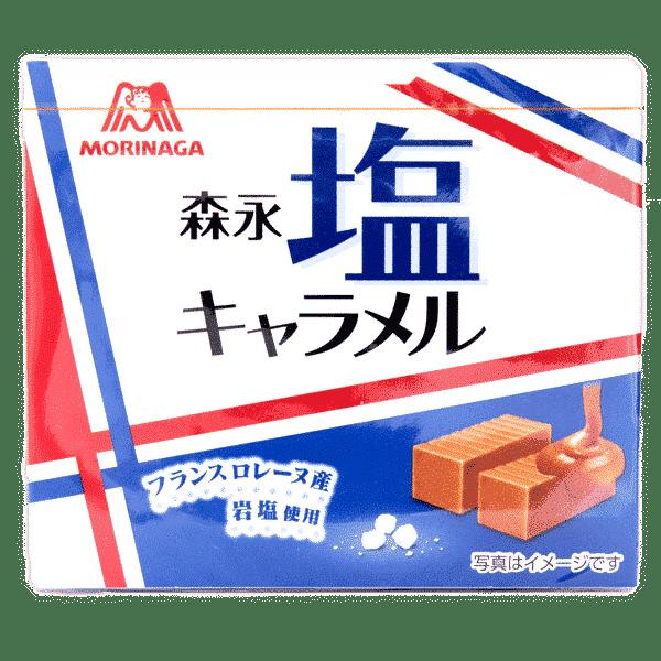 Morinaga Salziges Caramel Toffee