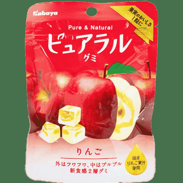 Pureral Apfel-Gummi