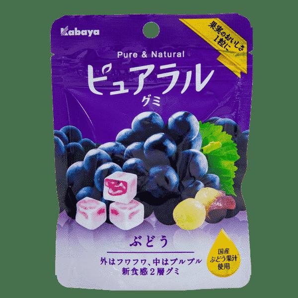 Pureral Trauben-Gummi