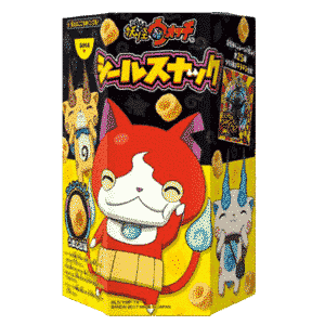 Yo-kai Watch Salz-Snack