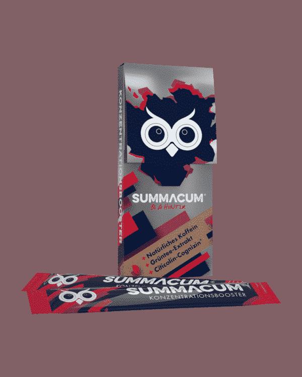 SUMMACUM® Konzentrationsbooster
