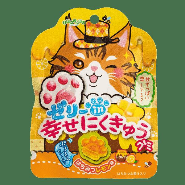 Fruchtgummi-Pfoten Honig-Zitrone