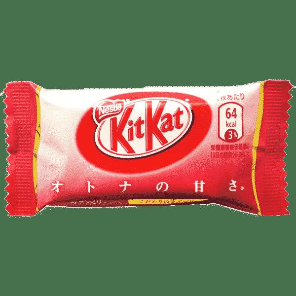 Kitkat Himbeere (1 Stück)