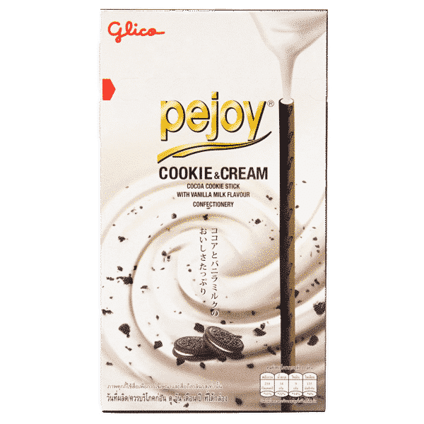Pejoy Cookie & Cream