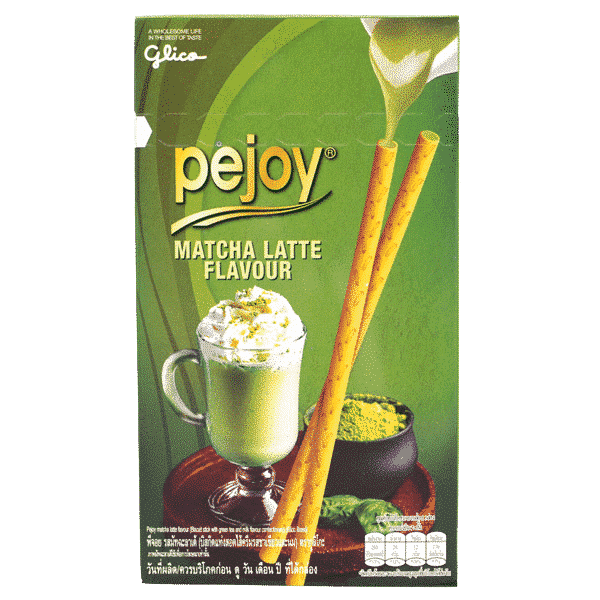 Pejoy Matcha Latte