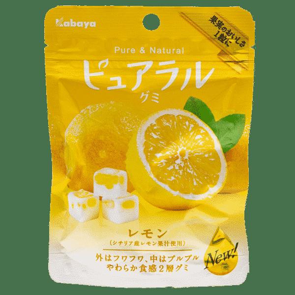 Pureral Zitronen-Gummi