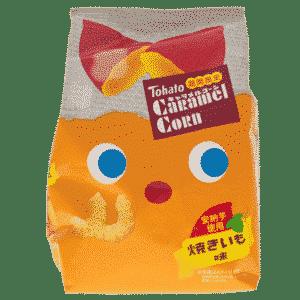 TOHATO Maissnack Caramel-Süsskartoffel