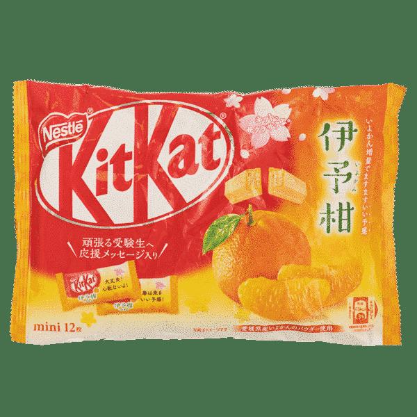 KitKat Iyokan Citrus
