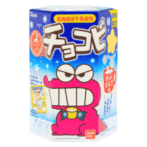 Crayon Shin-Chan Sterne Heisse Milch