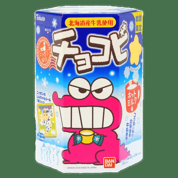 Crayon Shin-Chan Stars Lait chaud