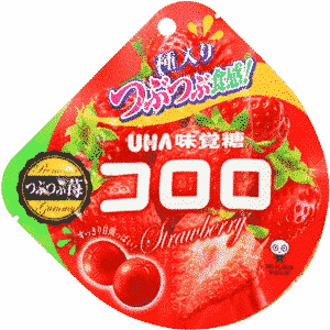 Kororo Erdbeer-Gummi