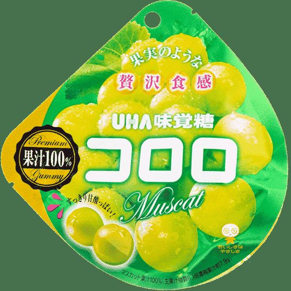 Kororo Muskattraube-Gummi