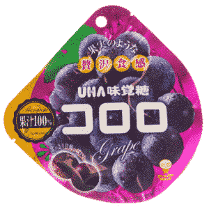 Kororo Trauben-Gummi