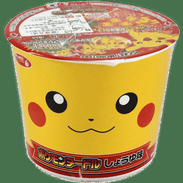 Pokémon Soupe aux nouilles sauce soja