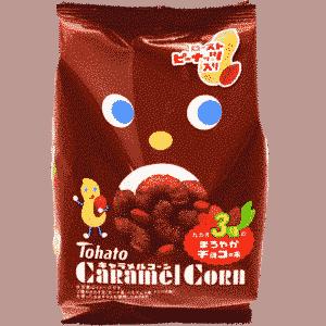 TOHATO Maissnack Caramel-Kakao