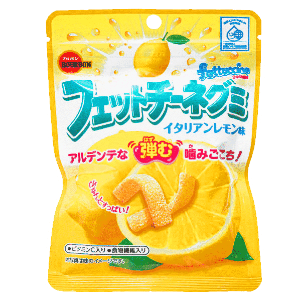 Bourbon Fettuccine au citron