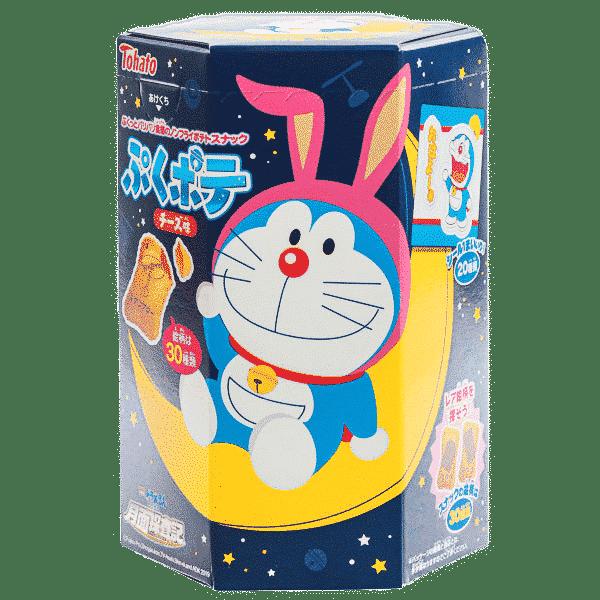 Doraemon Snack de pommes de terre aromatisé au fromage