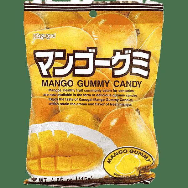 Fruchtgummi Mango
