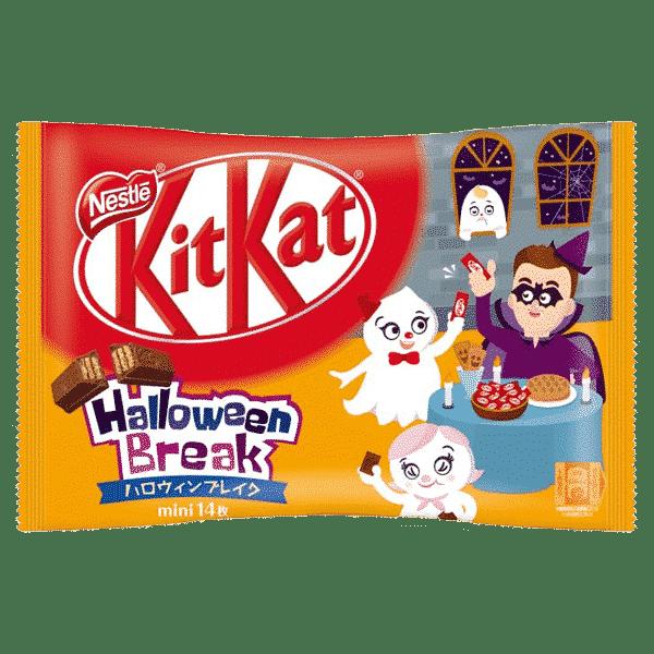 KitKat Halloween Edition