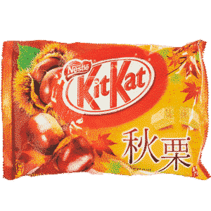 Kitkat Edelkastanie